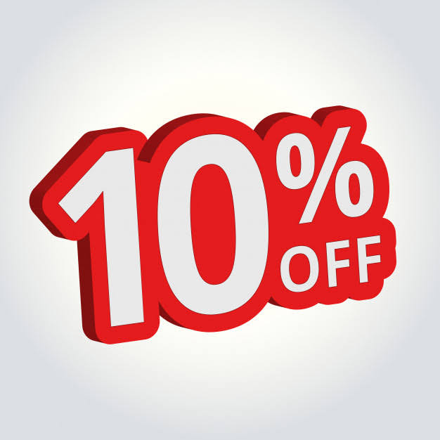 10-off-sale-tag